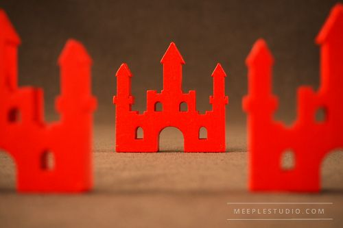 meeple big red knight's castle